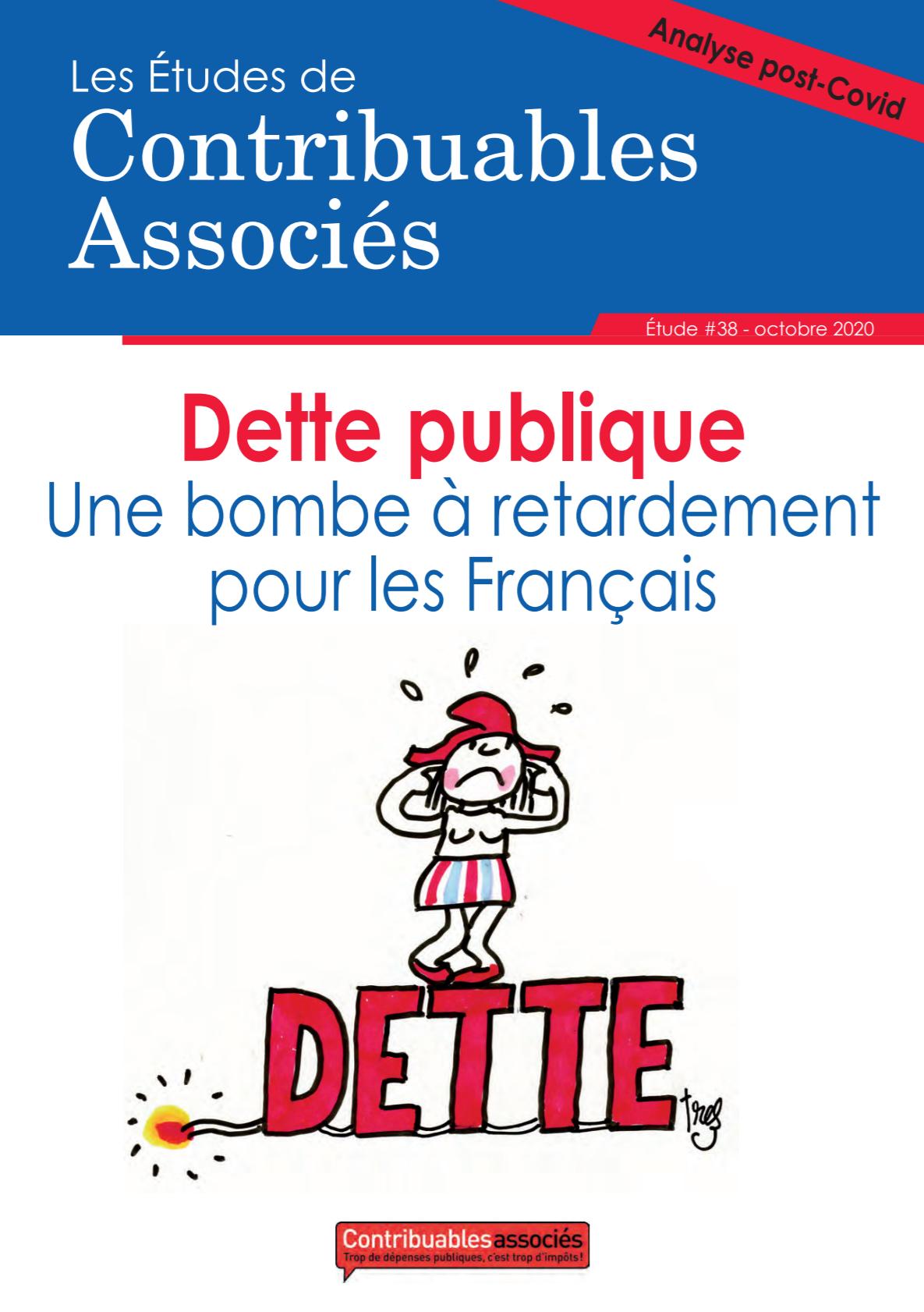 Étude n°38 « Dette publique : une bombe à retardement pour les Français »