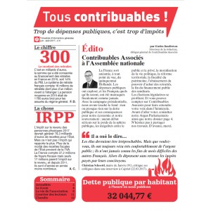 Tous contribuables ! N°3