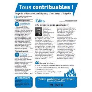 Tous contribuables ! N°5