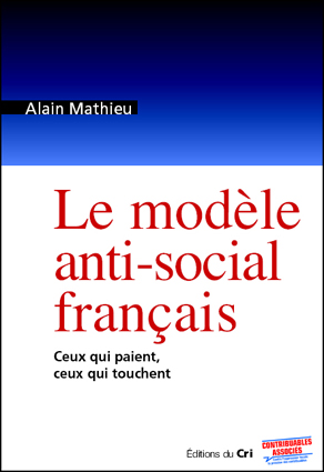 Le modèle anti-social français Image