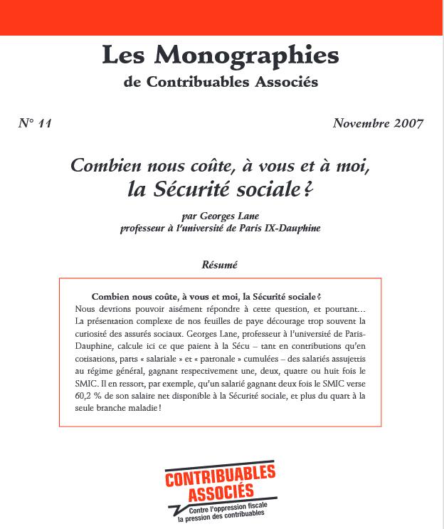 Monographie n°11
