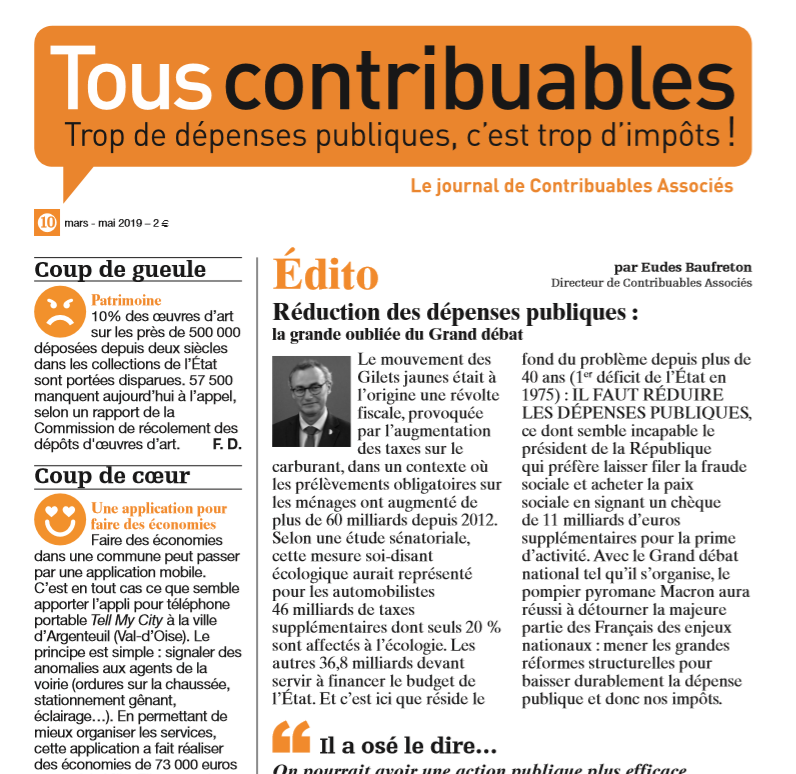 tous contribuables n10