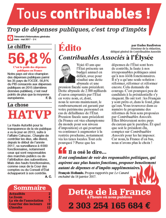Tous contribuables ! N°2